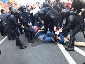 Эти люди нам лгут: про объяснения властей Петербурга о разгоне Первомая