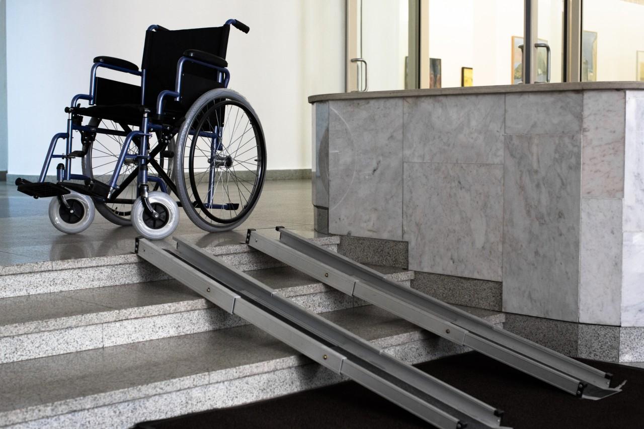 Недоступными для инвалидов остаются в Брянске социально-значимые объекты