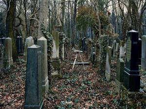 Подработка на кладбище пользуется у детей популярностью