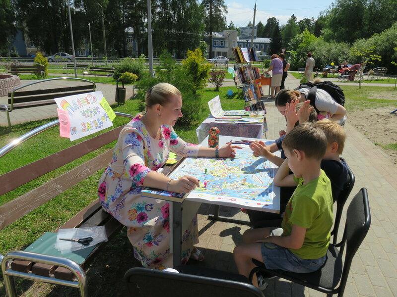 3 июня в Брянске откроются летние читальные залы