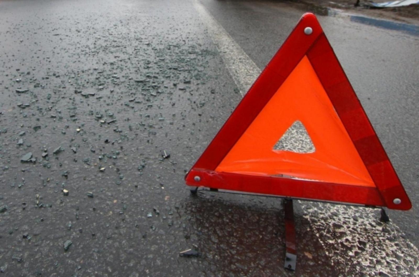 В Брянске на улице Красноармейской мотоциклист сбил 59-летнего пешехода