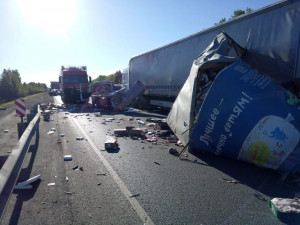 Страшная лобовая авария на курганской трассе. Один человек погиб