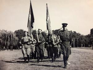 Разведчик Соколов из челябинской танковой бригады писал потом кинохронику ЧТЗ