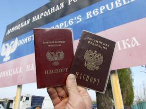 Выдача российских паспортов гражданам ДНР и ЛНР - дорога к миру или войне?