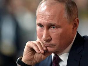 Доверие к Путину снизилось до минимального за 13 лет уровня