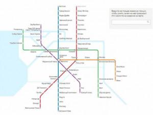 Зачем «Яндекс» переименовал станции метро Петербурга?