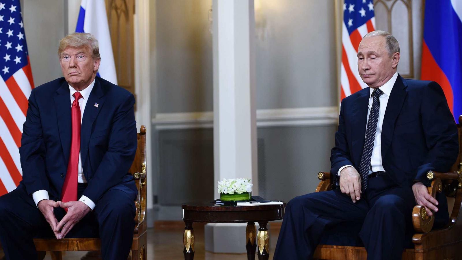Трамп захотел встретиться с Путиным