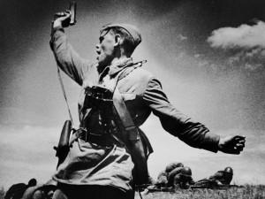 Как звали «комбата» с знаменитой фотографии