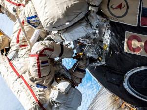 NASA и Роскосмос договорились хранить в тайне информацию о «дырке» в корпусе «Союза»