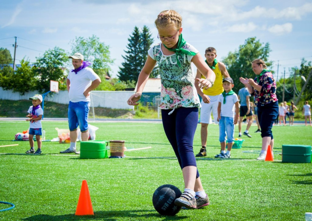 В Брасовском районе открыли спортивный сезон