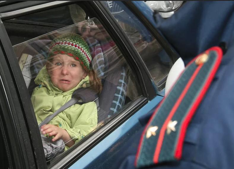 В Брянске 23 мая пройдут сплошные проверки водителей с детьми