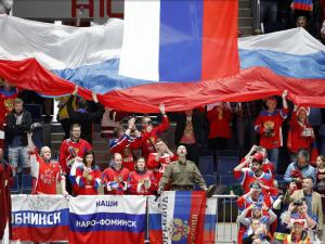 Россия победила Латвию со счетом 3:1 на Чемпионате мира