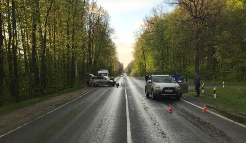 В Почепском районе в ДТП пострадали две женщины