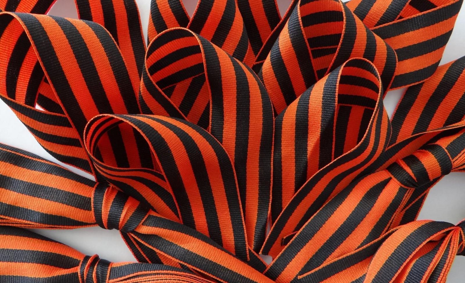В Нижнем Новгороде продают георгиевские ленточки со свастикой