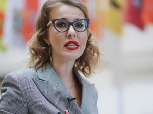 Собчак стала генеральным продюсером в холдинге «Газпром-медиа»