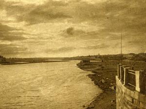 Река Миасс в черте Челябинска была чистой: в ней водились раки
