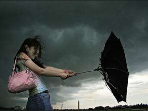 На Южный Урал снова идет шторм