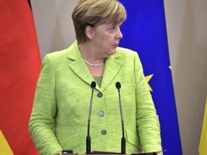 Художницу, нарисовавшую обнажённую Меркель, обвинили в плагиате