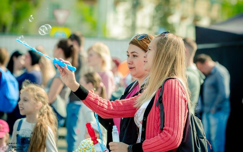 Брянцы остались недовольны фестивалем мыльных пузырей