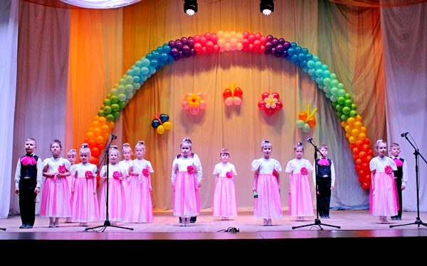 В Брянске прошел конкурс «Деснянские звездочки»