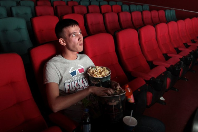 В Брянске юноша купил билет в кино за 8 тыс рублей