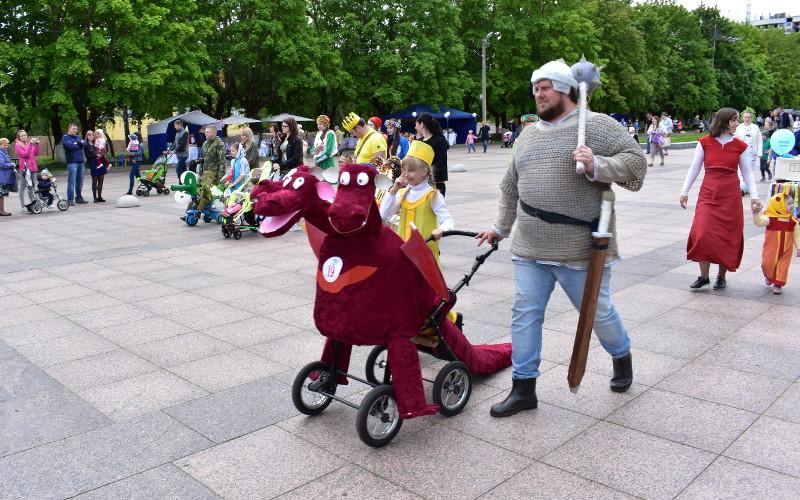 В Брянске Парад колясок проведут 7 июля