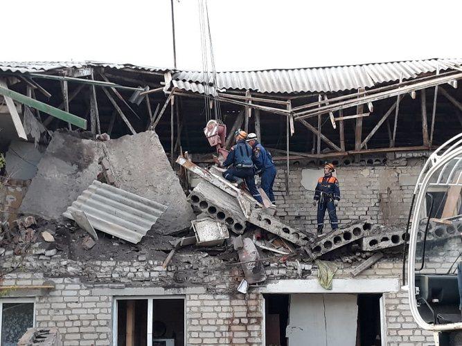В Ростовской области прогремел взрыв в жилом доме: есть погибшие