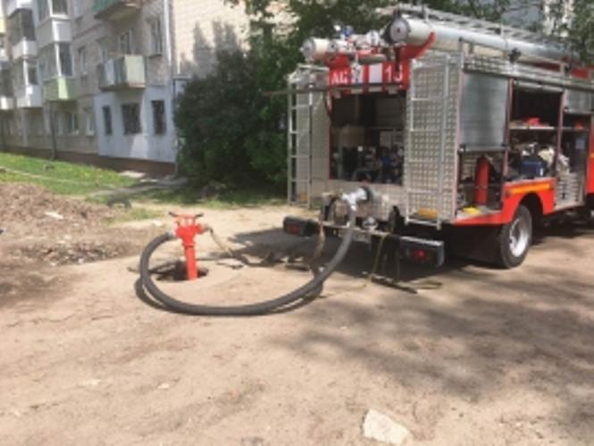 В Брянске загорелась поликлиника: эвакуированы 48 человек