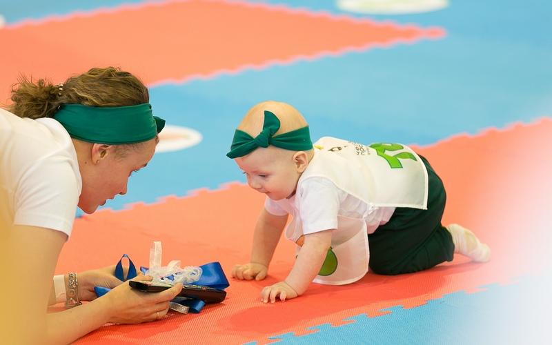 «Кроха-спринтер»: в Брянске соревновались 75 малышей