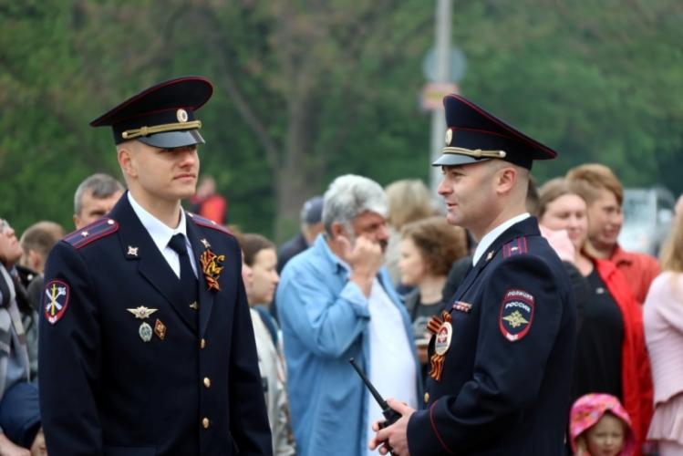 День Победы в Брянске прошел без серьезных происшествий