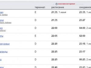 50 авиарейсов задержано в Москве