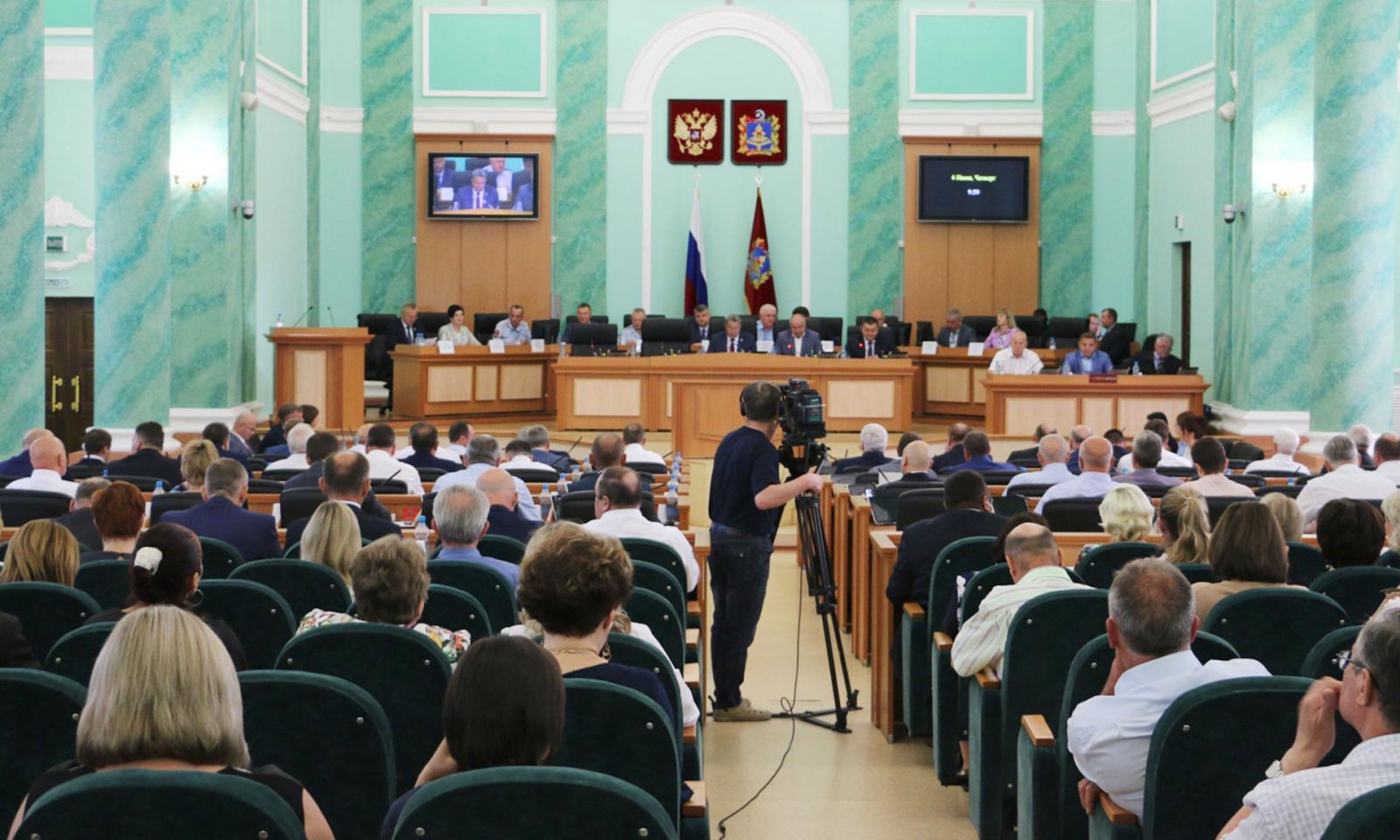 Депутатов Брянской областной Думы выберут 8 сентября