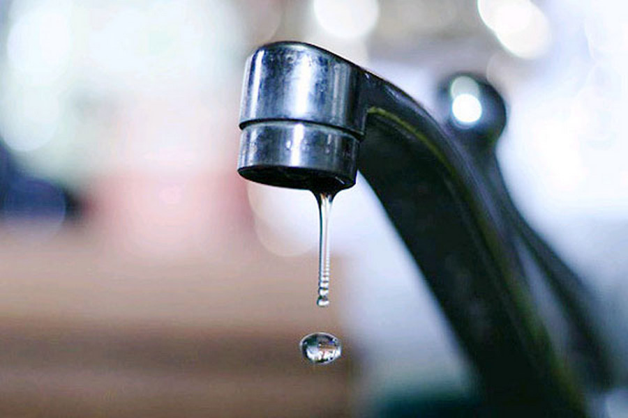 Напор воды напять дней понизят вБрянске
