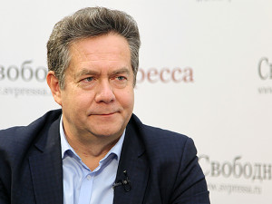 Платошкин празднует победу над «бандеровской властью Украины»