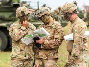 Войска НАТО заблудились в румынских огородах