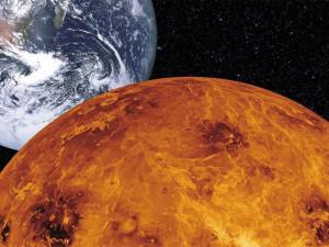 NASA опубликовало фотоснимок «сестры» нашей Земли