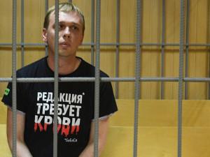 Журналист Голунов стал популярнее Путина