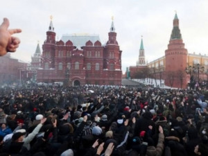 С чего начнется новая революция в России?