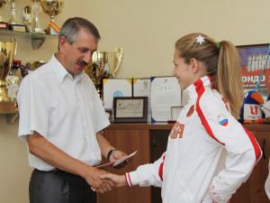 Челябинка Татьяна Кудашова выиграла соревнования по олимпийскому тхэквондо