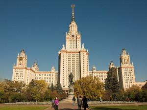 Forbes в рейтинге лучших вузов России поставил МГУ на 5 место