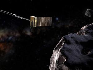 NASA готовит экспедицию на «золотой» астероид