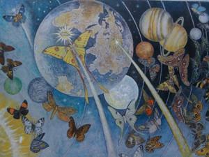 Клещи вместо бабочек: у каждого поколения свои насекомые?