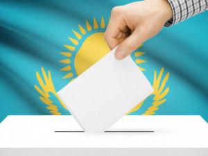Выборы президента проходят сегодня, 9 июня, в Казахстане
