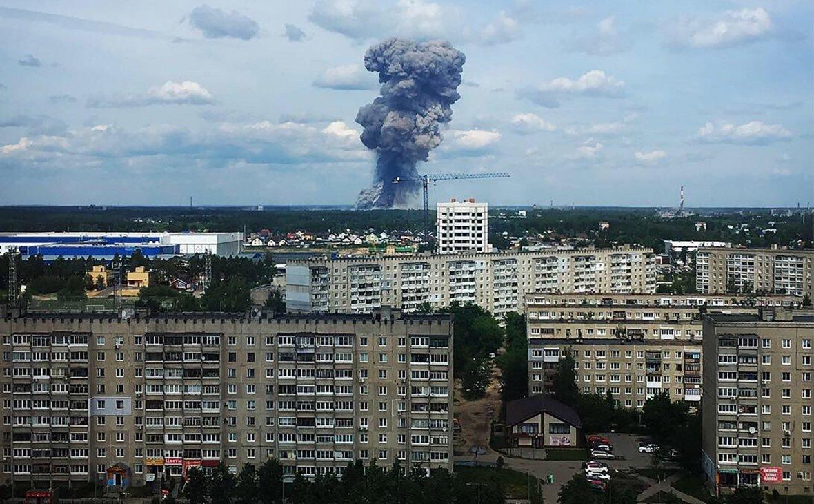 Число пострадавших при взрыве вДзержинске достигло 79 человек