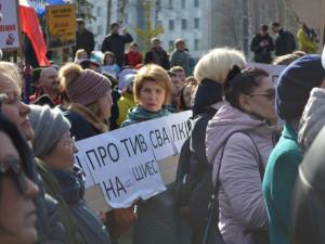 Российский Майдан? Массовая акция протеста назначена на 2 июня в Шиесе