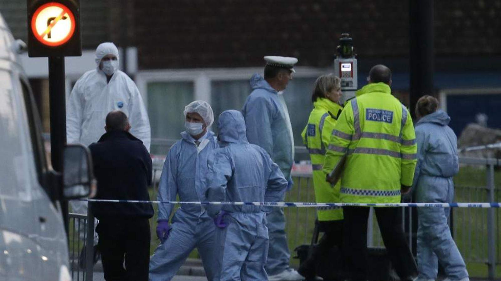 В Лондоне убит россиянин
