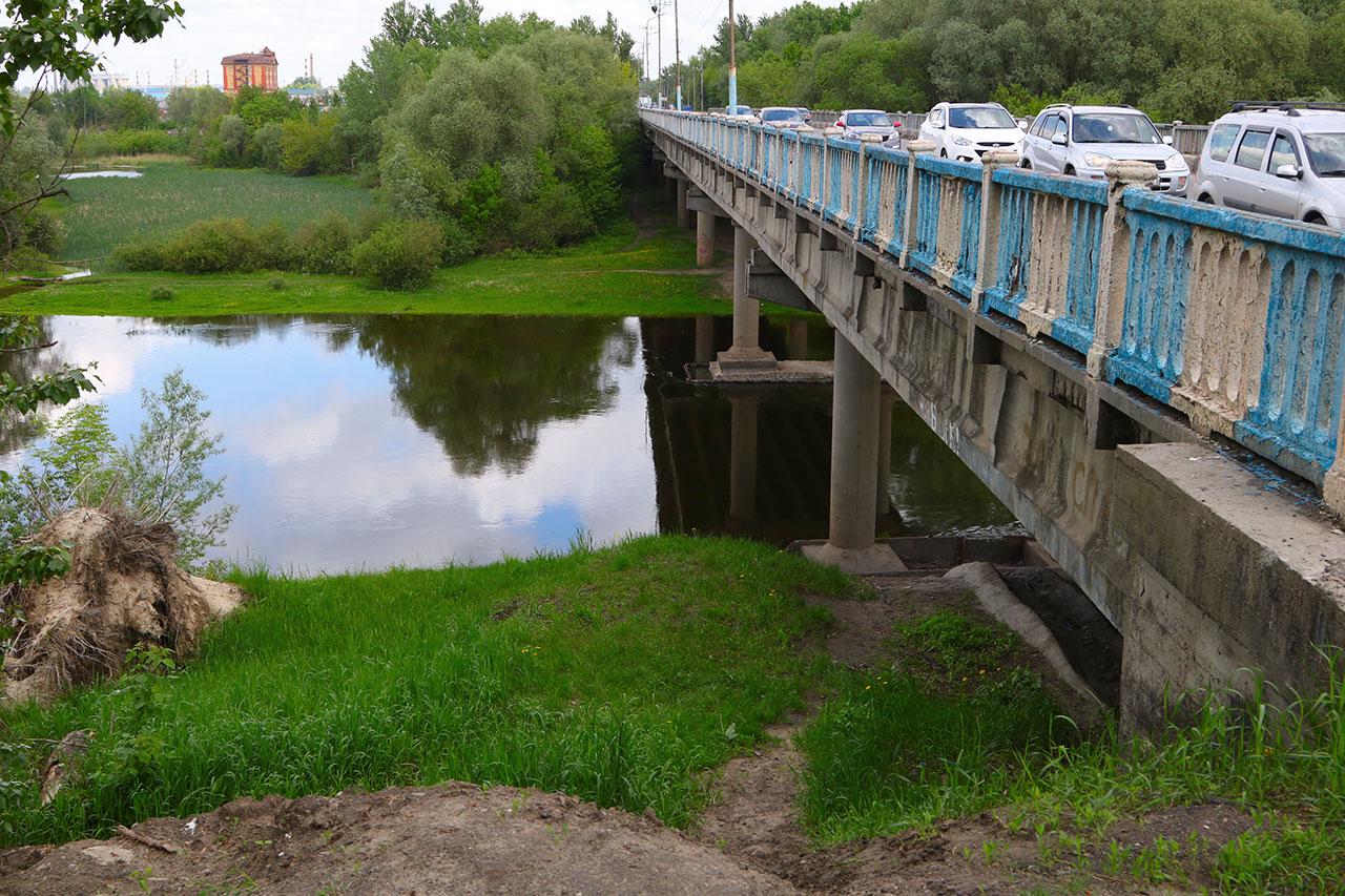 На ремонт Литейного моста в Брянске потратят 56 миллионов рублей