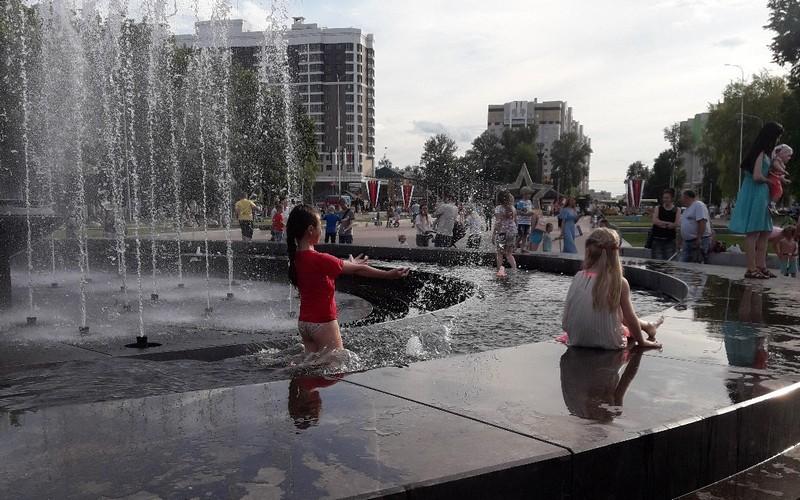 Брянск на пять дней окажется во власти адской жары