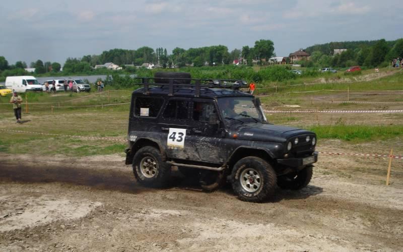 Экстремалы устроят гонки по бездорожью в Рогнединском районе