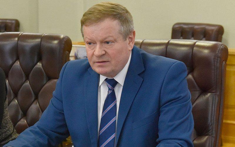 Главой Володарского района Брянска стал Николай Лучкин